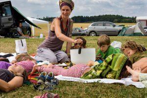 Meditation, Klangschalen, Phantasiereisen für Kinder