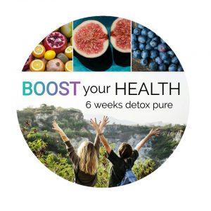 6 Wochen Detox Challenge